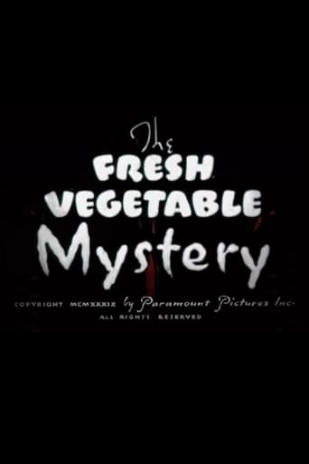 Ver The Fresh Vegetable Mystery pelicula online