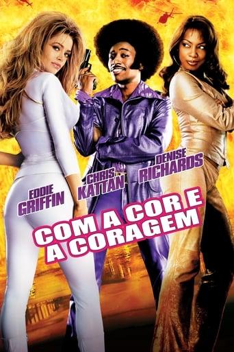 Com a Cor e a Coragem - Poster