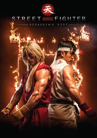 Poster of Street Fighter : Assassin's Fist