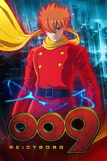 Poster of 009 Re:Cyborg