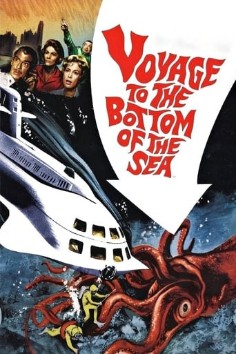 Poster of Voyage to the Bottom of the Sea