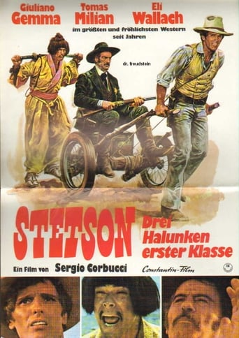 Stetson - Drei Halunken erster Klasse
