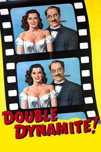 Poster of Double Dynamite