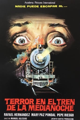 Poster of Terror on the Midnight Train