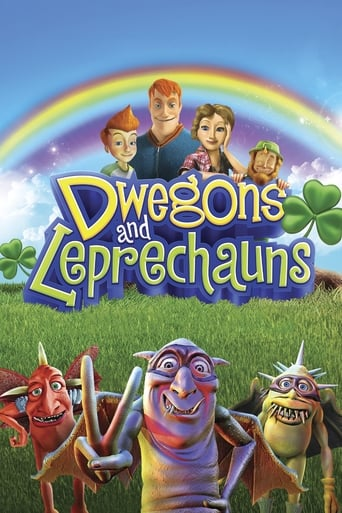 Poster of Dwegons and Leprechauns