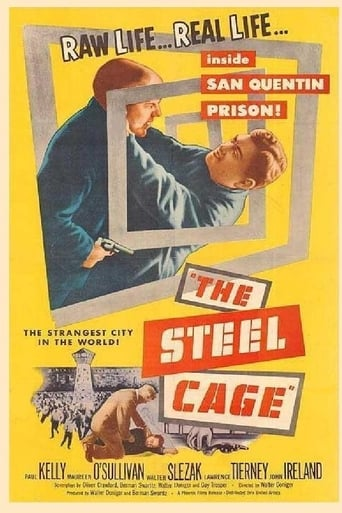 Poster of The Steel Cage