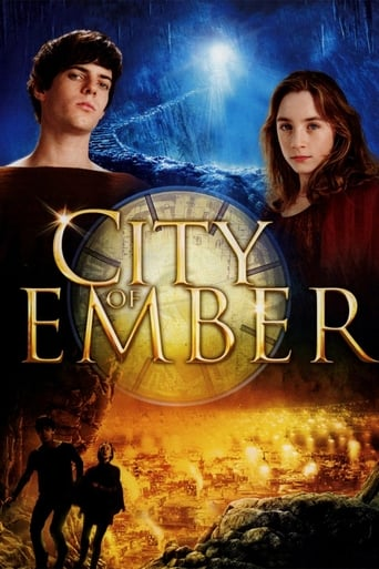 City of Ember (2008) - poster
