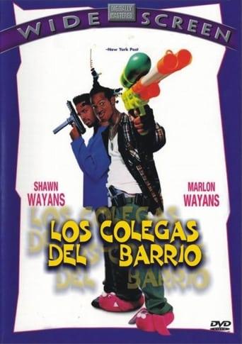Poster of Los colegas del barrio