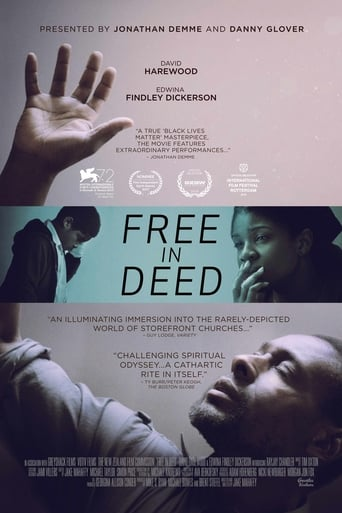 Poster of Free In Deed