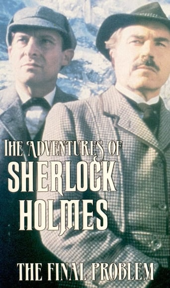 Poster of The Adventures of Sherlock Holmes: The Final Problem