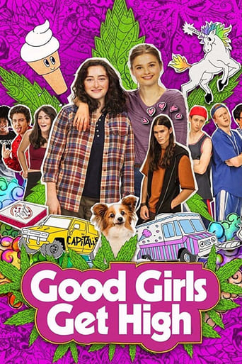 Poster of Good Girls Get High
