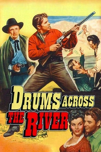 Poster of Drums Across the River