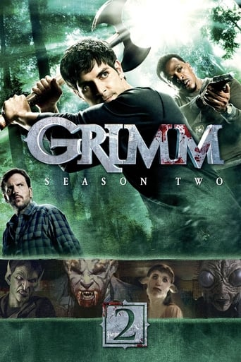 Grimm Contos de Terror 2ª Temporada - Poster