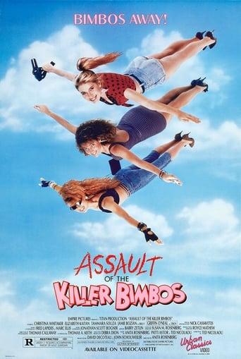 Poster of Assault of the Killer Bimbos