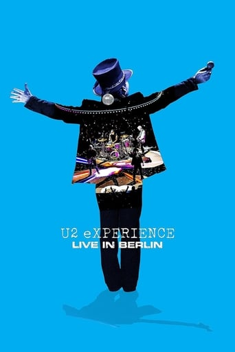 Poster of U2 eXPERIENCE + iNNOCENCE - LIVE IN BERLIN