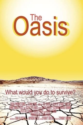 Poster of The Oasis