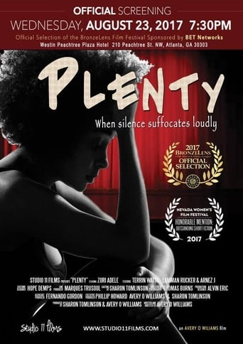 Poster of Plenty