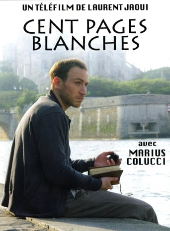 Poster of Cent pages blanches
