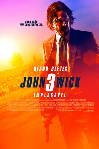 John Wick 3: Parabellum - Poster