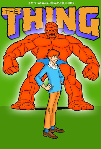 Poster of Fred and Barney Meet The Thing