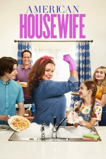 Poster of American Housewife