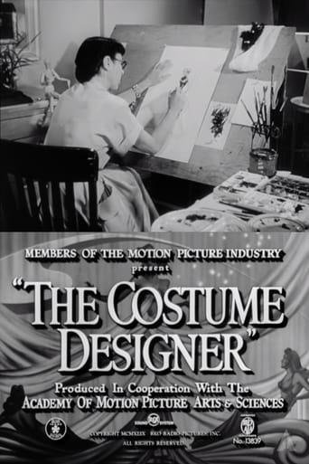 Poster of The Costume Designer
