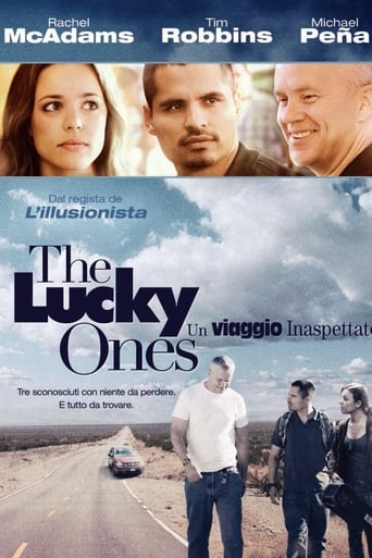 Poster of The Lucky Ones
