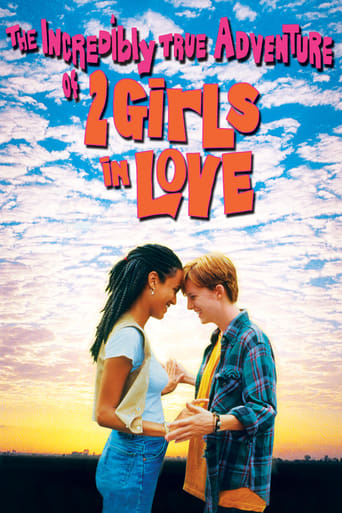 Poster of The Incredibly True Adventure of Two Girls In Love