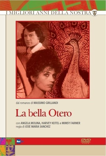 Poster of La bella Otero