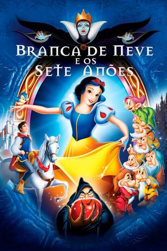 Branca de Neve e os Sete Anões - Poster