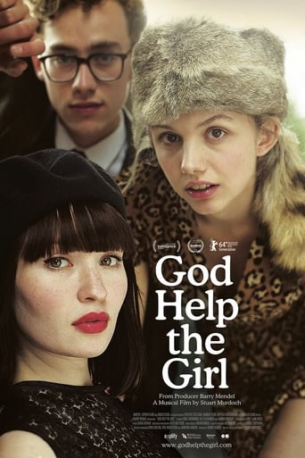 God Help the Girl (2014) - poster