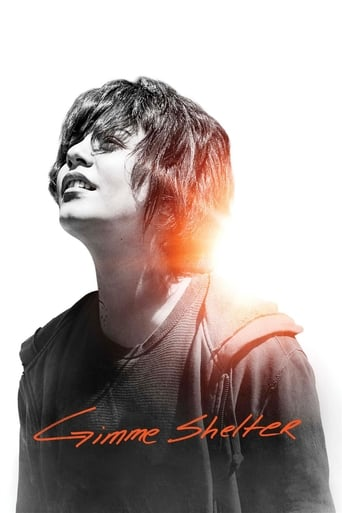 Poster of Gimme Shelter