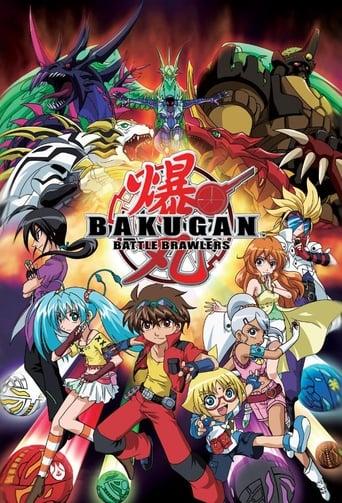 Poster of Bakugan Battle Brawlers