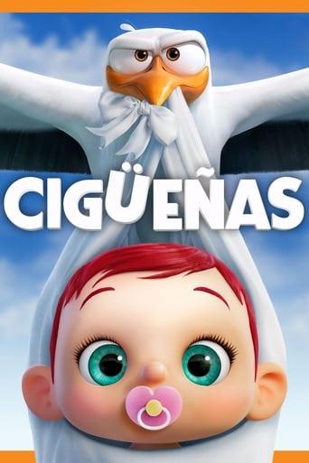 Poster of Cigüeñas