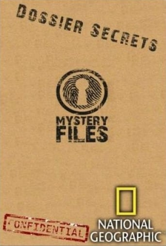 Poster of Mystery Files