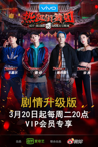 Poster of Hot Blood Dance Crew