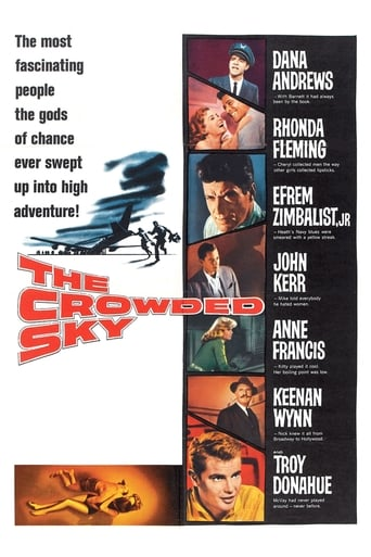 Poster of The Crowded Sky
