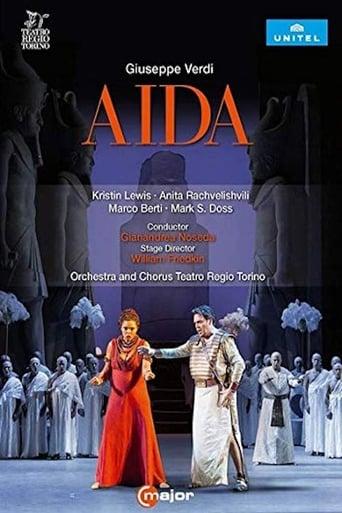 Poster of Verdi Aida