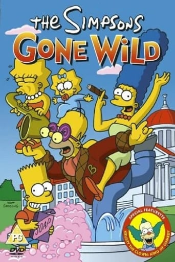 The Simpsons: Gone Wild image