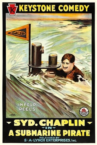 Poster of A Submarine Pirate