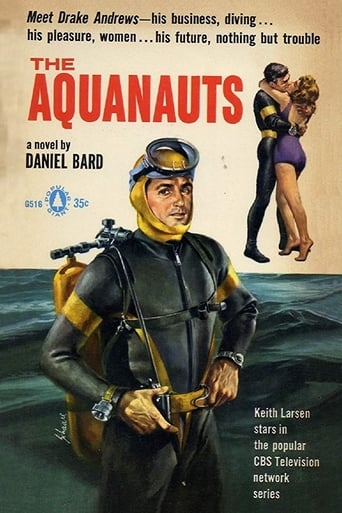 Poster of The Aquanauts