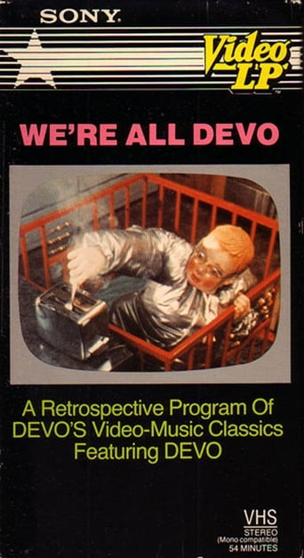 Poster of We're All Devo