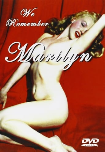 Poster of We Remember Marilyn