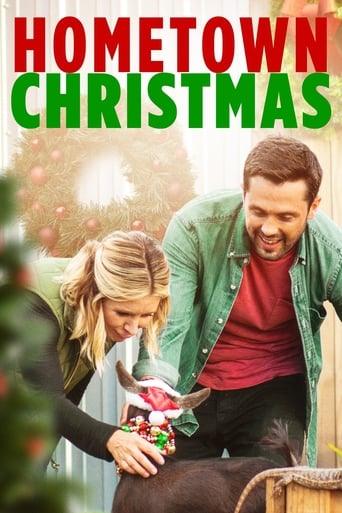 Poster of Hometown Christmas