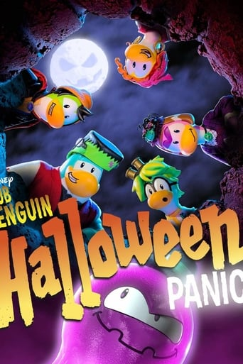 Poster of Halloween Panic!