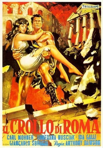 Watch The Fall of Rome Free Online Solarmovies