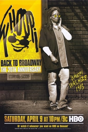 Whoopi Goldberg: Back to Broadway