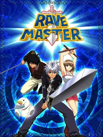 Capitulos de: Rave Master