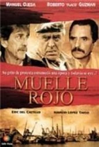 Poster of Muelle rojo