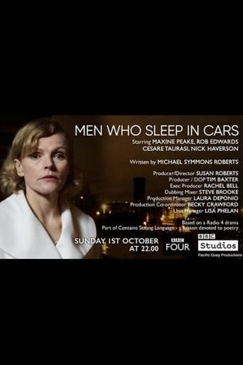 Poster of Men Who Sleep in Cars